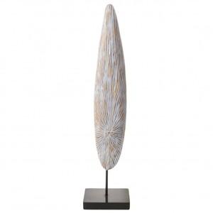 Mekong  Objekt, Weiss