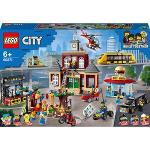 LEGO® City - 60271 Stadtplatz