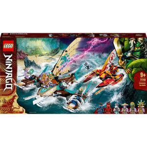 LEGO® Ninjago - 71748 Duell der Katamarane