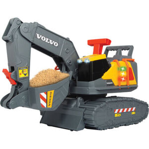 "Dickie Toys Volvo - Bagger ""Weight Lift Excavator"", 30 cm"