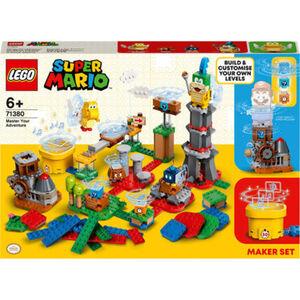 LEGO® Super Mario - 71380 Baumeister-Set für eigene Abenteuer