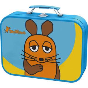 Schmidt Spiele Die Maus, Puzzle-Box im Metallkoffer