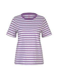 Tom Tailor T-Shirt, gestreift, Bio-Baumwolle, für Damen