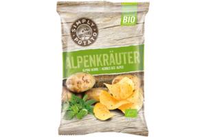 Chips Alpenkräuter