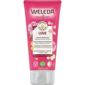 Weleda Aroma-Cremedusche und Aroma-Duschgel