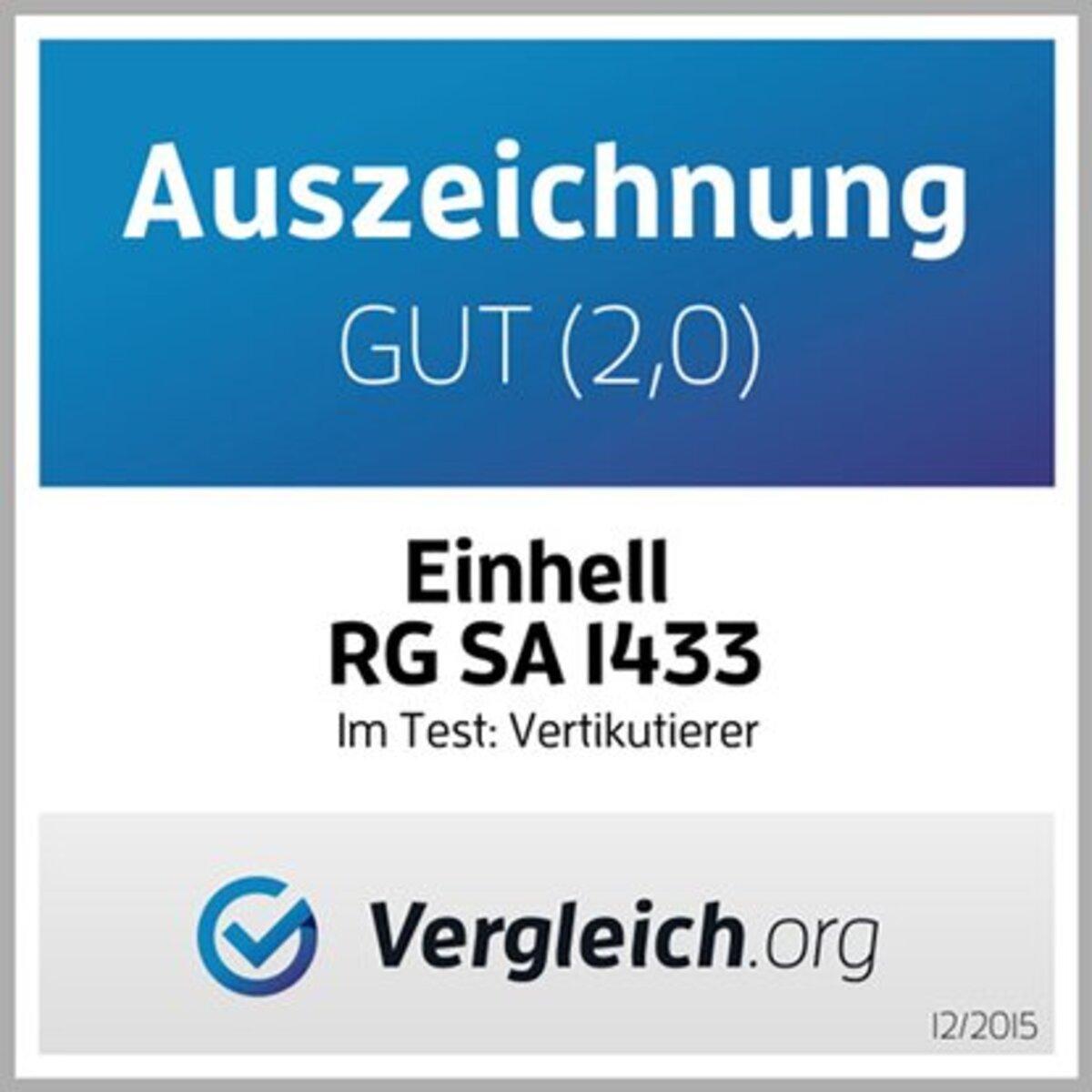 Bild 13 von Einhell Elektro-Vertikutierer-Lüfter RG-SA 1433