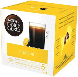 Nescafé Dolce Gusto Kapseln  Grande Café Crema 2.96 EUR/ 100 g