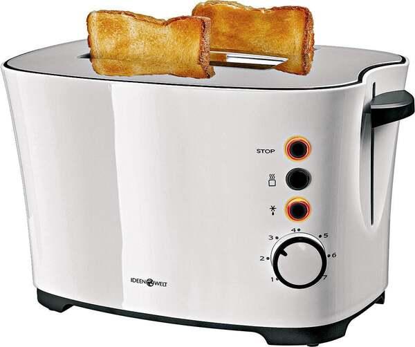 Doppelschlitz Toaster