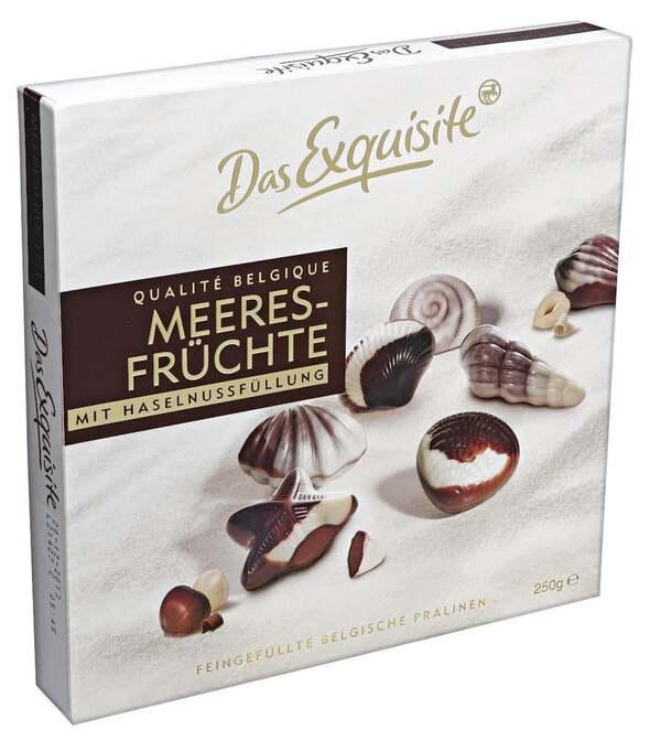 Das Exquisite Qualitè Belgique Meeresfrüchte 0.72 EUR/ 100 g