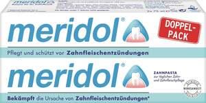 Meridol Zahnpasta Doppelpack 2.53 EUR/ 100 ml