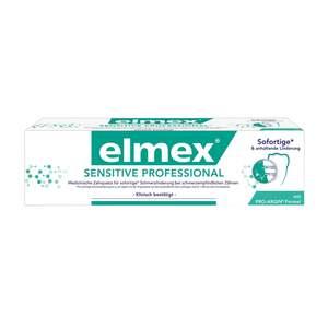 elmex Sensitive Professional Zahnpasta 4.87 EUR/ 100 ml