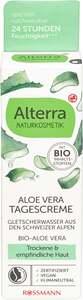 Alterra Tagescreme Bio-Aloe Vera & Gletscherwasser 5.78 EUR/ 100 ml