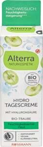 Alterra Hydro Tagescreme Bio-Traube & Bio-Weisser Tee 5.78 EUR/ 100 ml