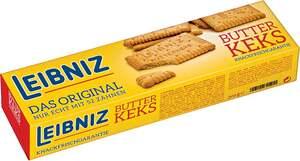 Bahlsen Leibniz Butterkeks 0.45 EUR/ 100 g
