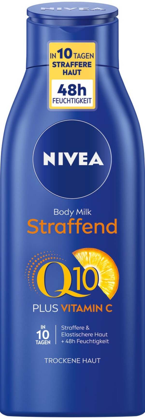 NIVEA              Q10 energy+ Hautstraffende Body Milk