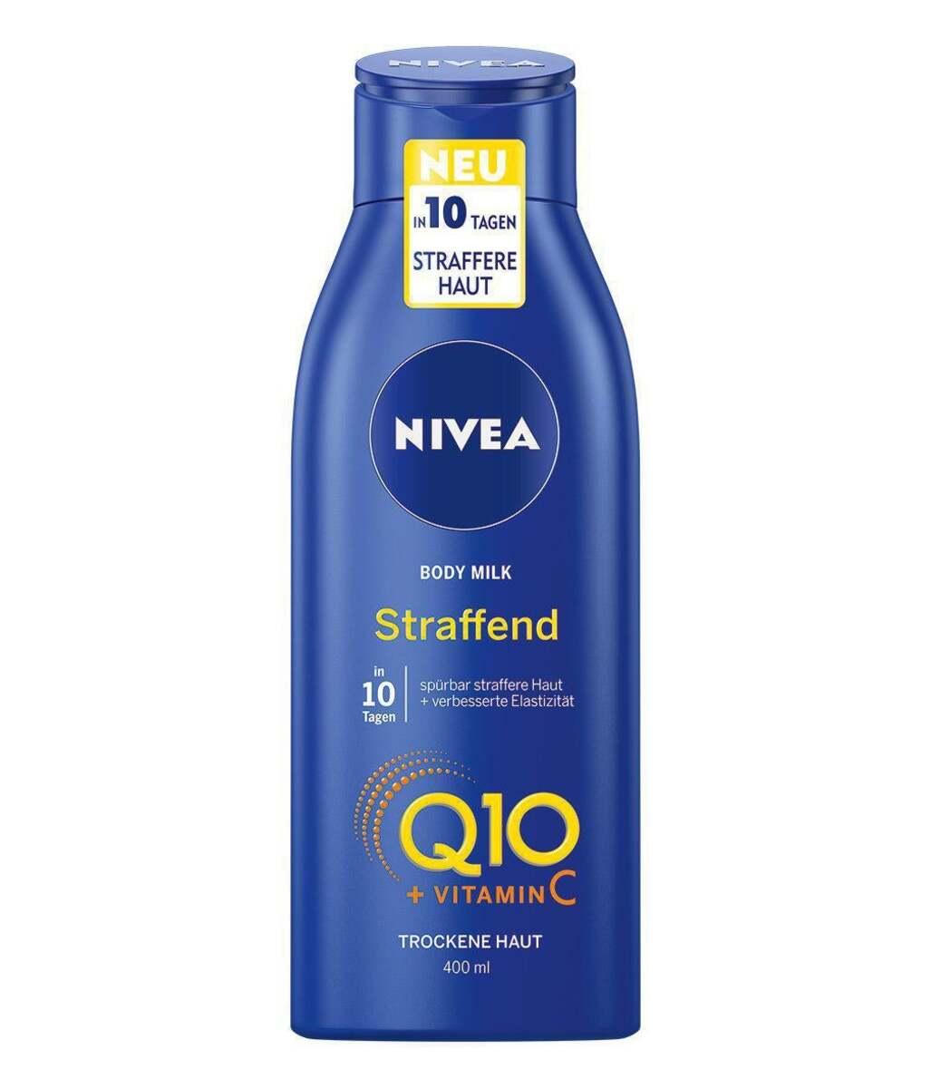 Bild 5 von NIVEA              Q10 energy+ Hautstraffende Body Milk