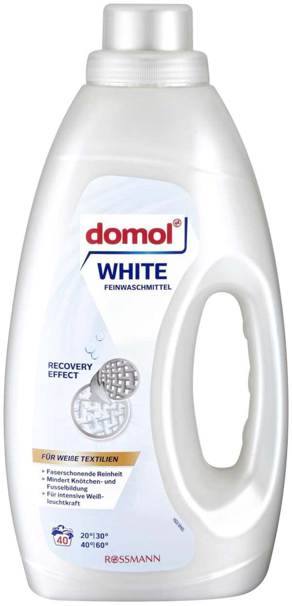 domol              White Flüssigwaschmittel