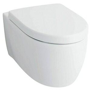 Keramag Spülrandloses Wand-WC Set iCon
