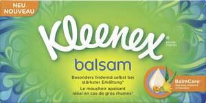"""Kleenex              Taschentücher Box """"balsam"""""""