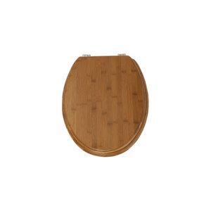 Wenko // WC Sitz »Bambus«