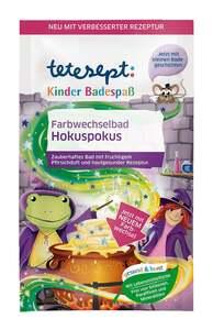 """tetesept Kinder Badespaß              Farbwechselbad """"Hokuspokus Bad"""""""
