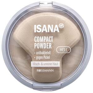 ISANA Young              Compact Powder hell