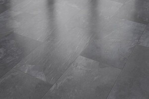 Classen Laminat Visiogrande 1 Pack = 2,047 m², Dekor Ölschiefer, Megaloc-Klicksystem
