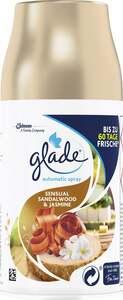 Glade by Brise              Automatic Spray Lufterfrischer Bali Sandelholz & Jasmin Nachfüller