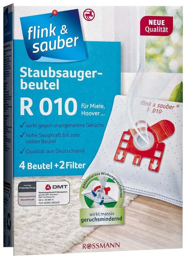 flink & sauber              Staubsaugerbeutel R 010