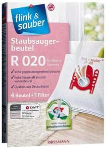 flink & sauber              Staubsaugerbeutel R 020
