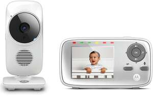 Motorola digitales Video-Babyphone MBP483