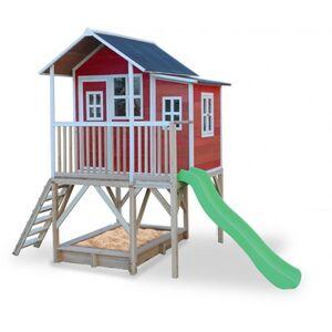 EXIT - Spielhaus Loft 550 - rot