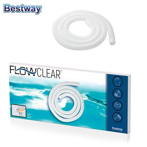Bestway #58369 Poolschlauch 3m für Filterpumpen