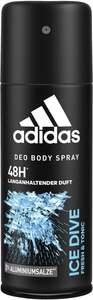 adidas Deo Body Spray Ice Dive