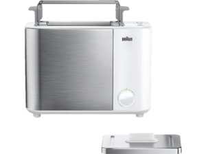 BRAUN ID Collection HT 5010  Toaster in Weiß