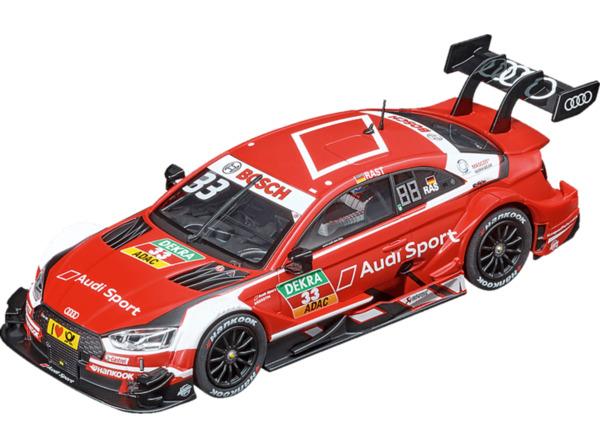 "CARRERA (TOYS) Evolution Audi RS 5 DTM ""R.Rast, No.33"" Modellspielzeugauto"