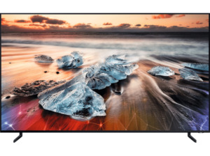 SAMSUNG GQ75Q950RGT QLED TV (Flat, 75 Zoll/189 cm, UHD 8K, SMART TV)