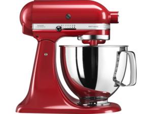 KITCHENAID 5KSM125EER Küchenmaschine Rot 300 Watt