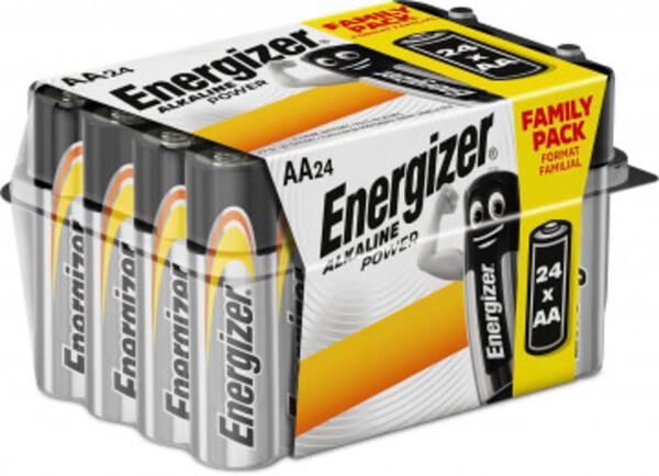 Energizer Power Batterien AA E300456403 24er-Pack