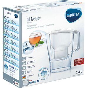 Brita Tischwasserfilter Aluna, weiß