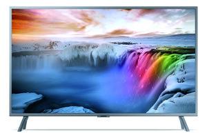 Samsung GQ32Q50R QLED-TV (Smart TV, 4K, HDR, Sprachsteuerung)