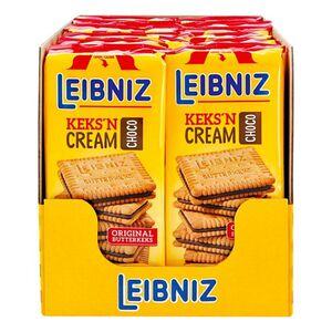 Leibniz Keks'n Cream Choco 228 g, 14er Pack
