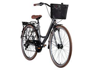Zündapp Fahrrad »CITY BIKE Z700«, E-Stadtfahrrad, Pedelec, Damenfahrrad, 28 Zoll
