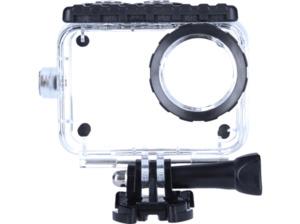 ROLLEI 20618, Unterwassergehäuse, Transparent, passend für Rollei Actioncam 6s Plus