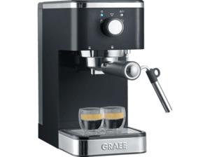 GRAEF ES 402 Salita Espressomaschine Schwarz