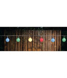 LED Lichterkette Multicolor, 50 LEDs