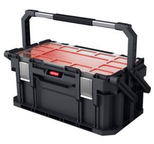 Keter Werkzeugbox, schwarz