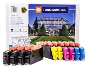 TONERDUMPING XXL Tintenpatronen Spar-Set HP 364XL-10er Set