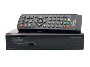 ELTA Digitaler Satelliten - Receiver DVB S2