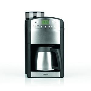 BEEM Kaffeemaschine Fresh-Aroma-Perfect Thermo 1000W Edelstahl mit Mahlwerk